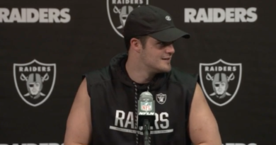 Derek Carr Dishes on His Contract Extension, Being Drafted in the Same Class as Khalil Mack