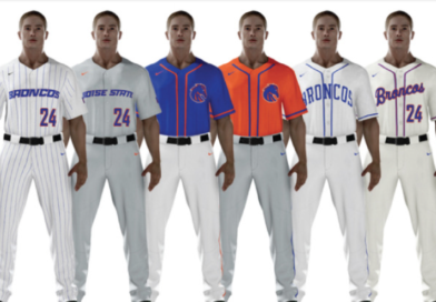 First Look At Boise State's New Baseball Uniforms
