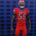 Boise State's New Football Uniforms Are Here!