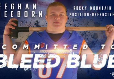 """Local DL Keeghan Freeborn Stays Home """"In A Place I Love"""""""